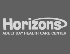 Horizons Adult Day Health Care Center Client Logo